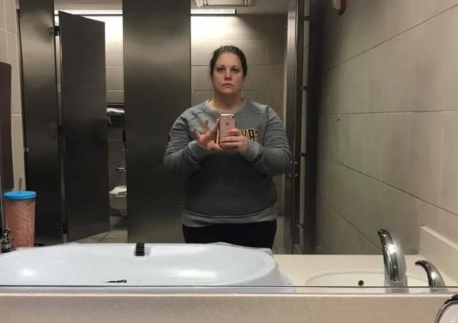 Woman responds to being fat-shamed