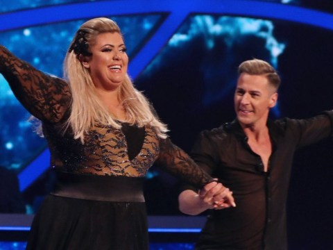Matt Evers denies 'black out' caused Gemma Collins' Dancing On Ice fall and that she doesn't need a wheelchair