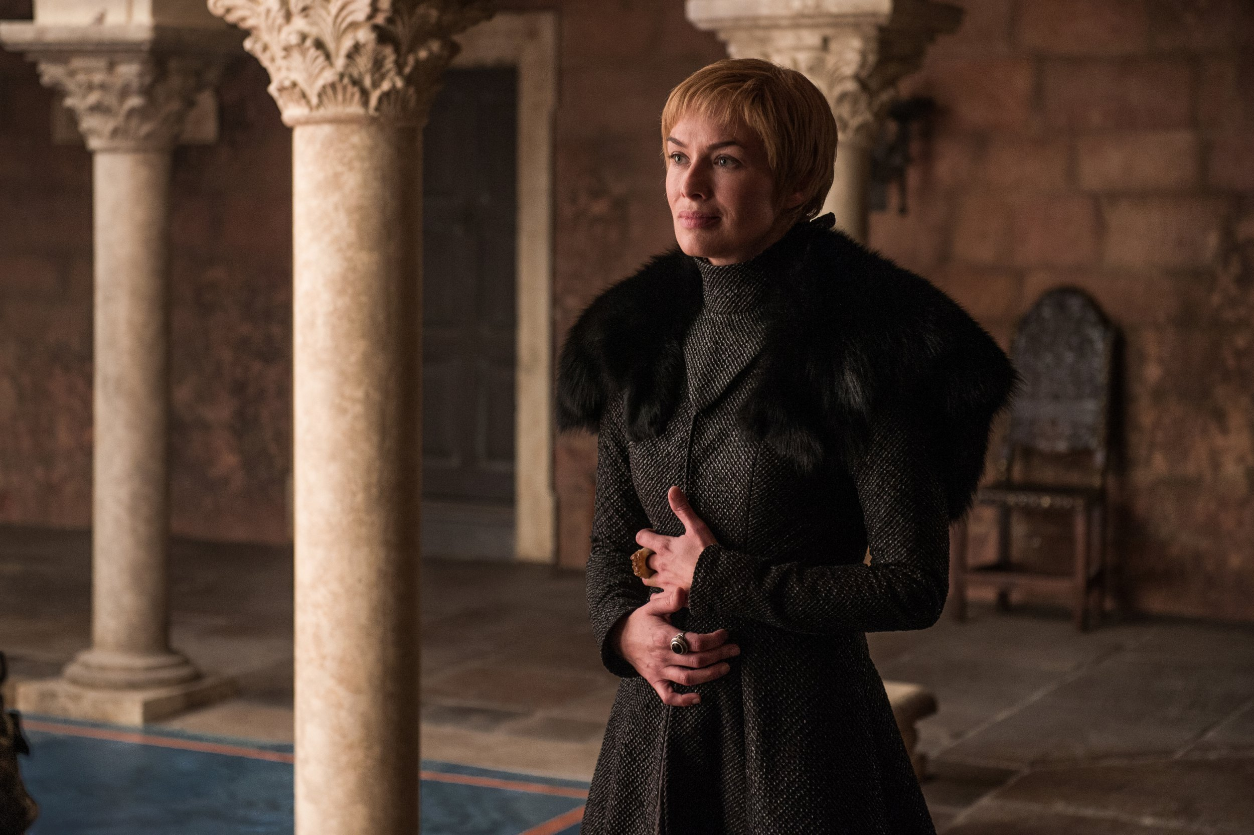 Game Of Thrones star Lena Headey says cast are 'ready' to move on as final season approaches