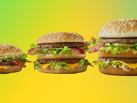 McDonald's adds bacon to a Big Mac for the first time