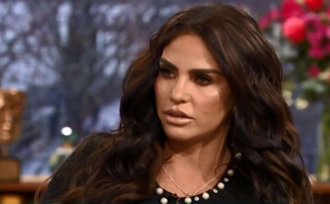 Katie Price has revealed plans to adopt a Nigerian orphan