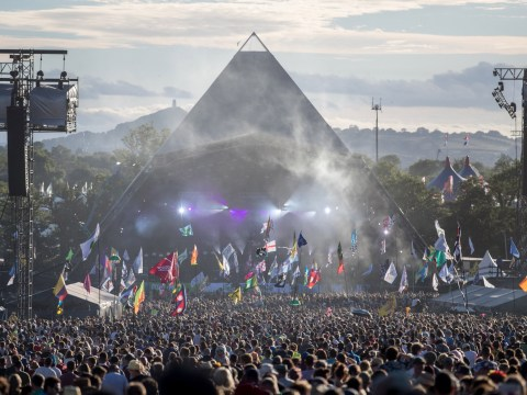EE will test a 5G mobile network at Glastonbury 2019