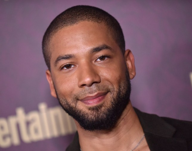 Mandatory Credit: Photo by AFF-USA/REX/Shutterstock (9884016j) Jussie Smollett Entertainment Weekly Pre-Emmy Party, Arrivals, Los Angeles, USA - 15 Sep 2018