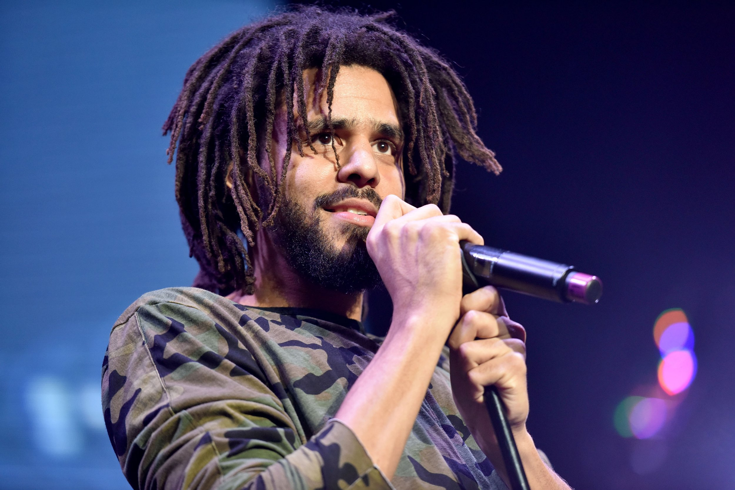 What are the lyrics to J Cole's Middle Child and when is the new album out?