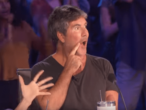 X Factor judges Simon Cowell and Sharon Osbourne undeniably fat shame contestant in old clip: 'You really are overweight'