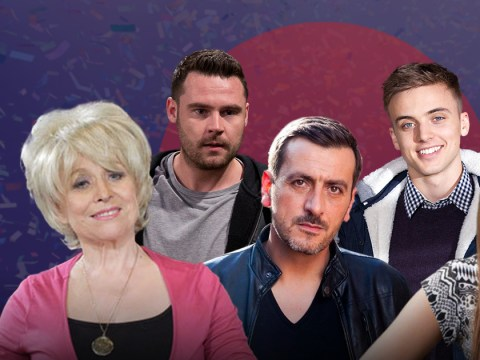 From EastEnders' Peggy Mitchell to Coronation Street's Peter Barlow: 14 soap re-casts that really worked