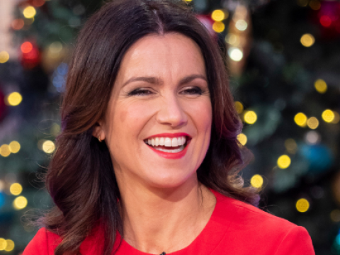 Susanna Reid was a question on Who Wants To Be A Millionaire? and her life was made