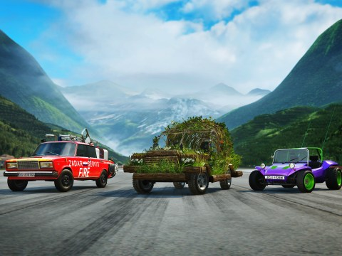 The Grand Tour Game release date and how it links to season 3