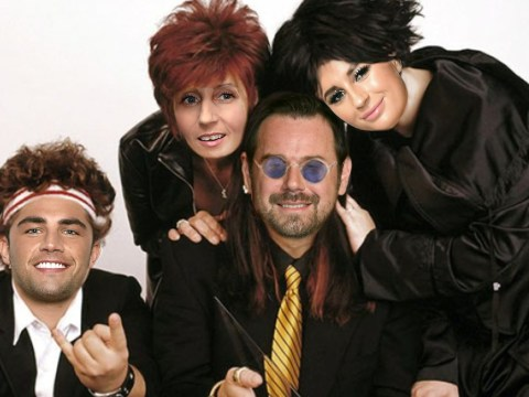 EastEnders star Danny Dyer refused to take part in an Osbournes style reality show