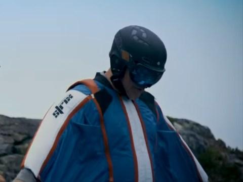 Matt LeBlanc teases new season of Top Gear by appearing in a wingsuit in new trailer