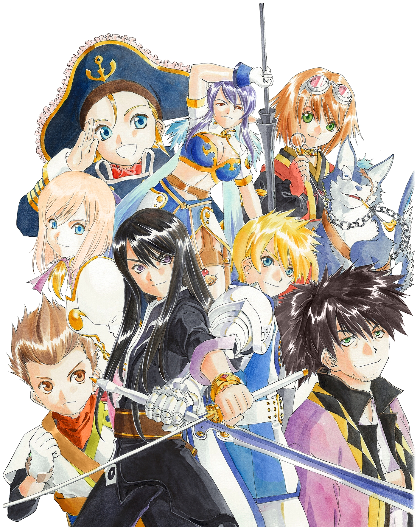 Tales Of Vesperia: Definitive Edition review – favourite story