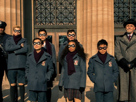 Netflix's The Umbrella Academy series two 'starting filming in May'