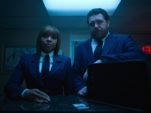 Mary J Blige did her own stunts for Netflix's The Umbrella Academy, proving she's an absolute boss