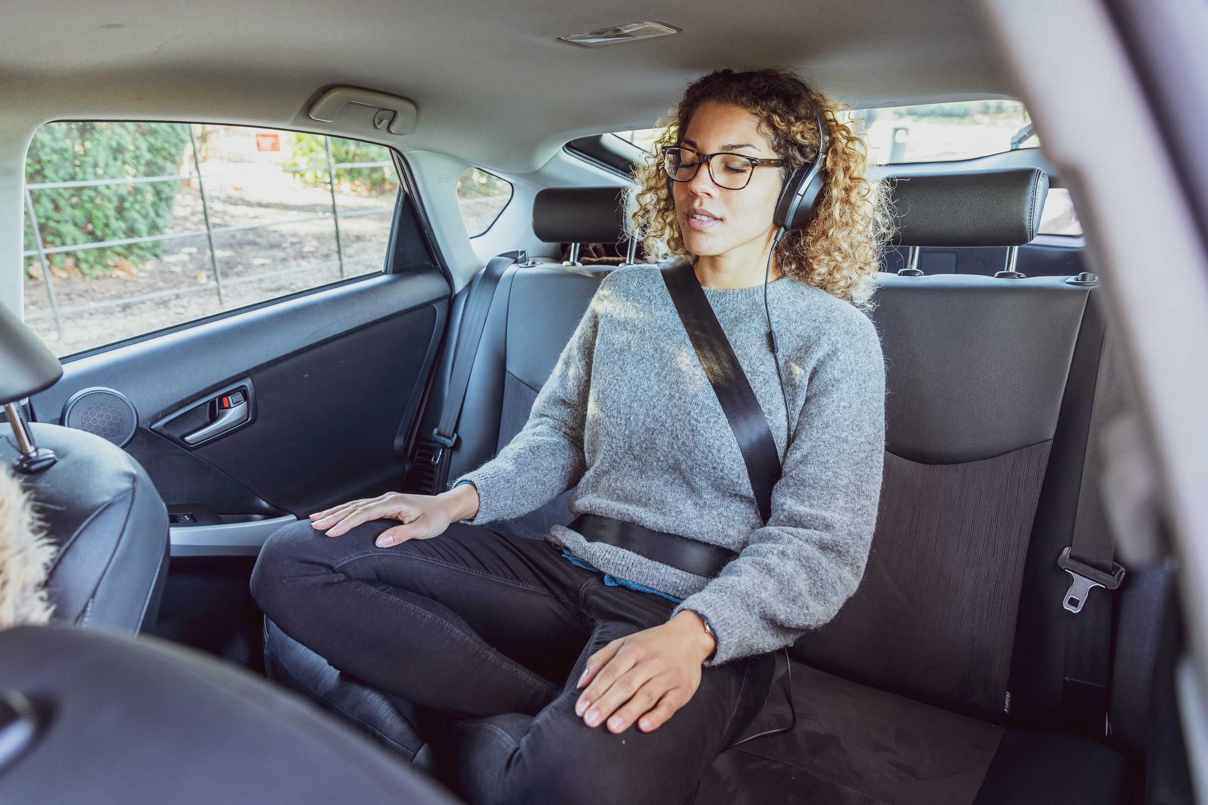 Uber now comes with a meditation app so you can practice mindfulness on your journey