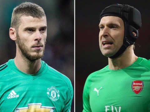 David de Gea sends class tribute to Petr Cech after Arsenal star announces retirement