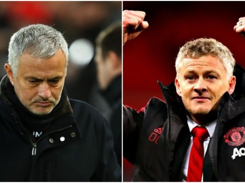 Ryan Giggs reveals the criticism Ole Gunnar Solskjaer had of Jose Mourinho's Manchester United