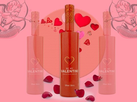 Marks & Spencer releases its own pretty pink Valentine's cocktail
