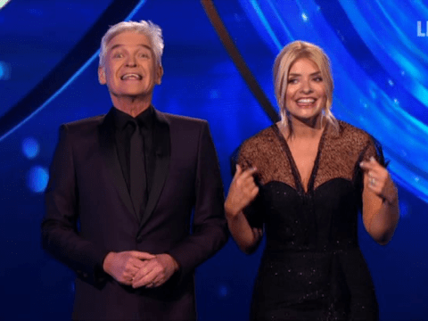 Dancing on Ice viewers spot 'serious tension' between Holly Willoughby and Jason Gardiner