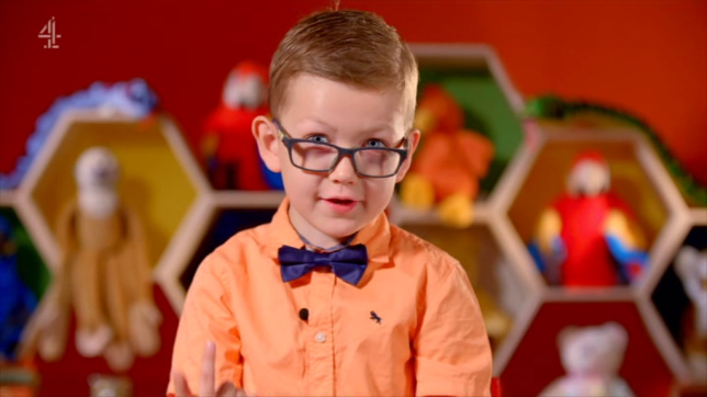 Samuel left Secret Life Of 5 Year Olds viewers in tears (Picture: Channel 4)