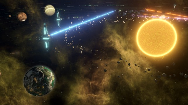 Stellaris Console Edition (PC) - the stars your destination