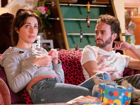Coronation Street spoilers: David Platt and Shona Ramsey in danger after new Clayton Hibbs twist