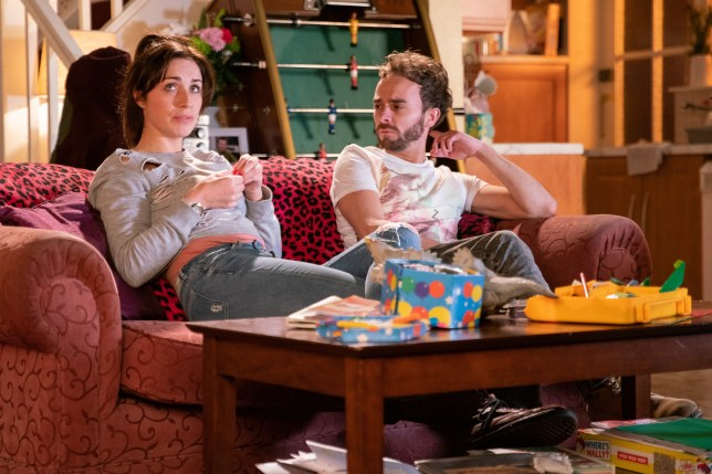 David and Shona fear the worst in Coronation Street
