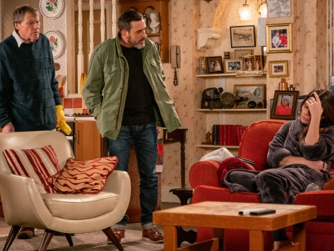 Coronation Street spoilers: Roy Cropper makes a devastating accusation at Carla Connor