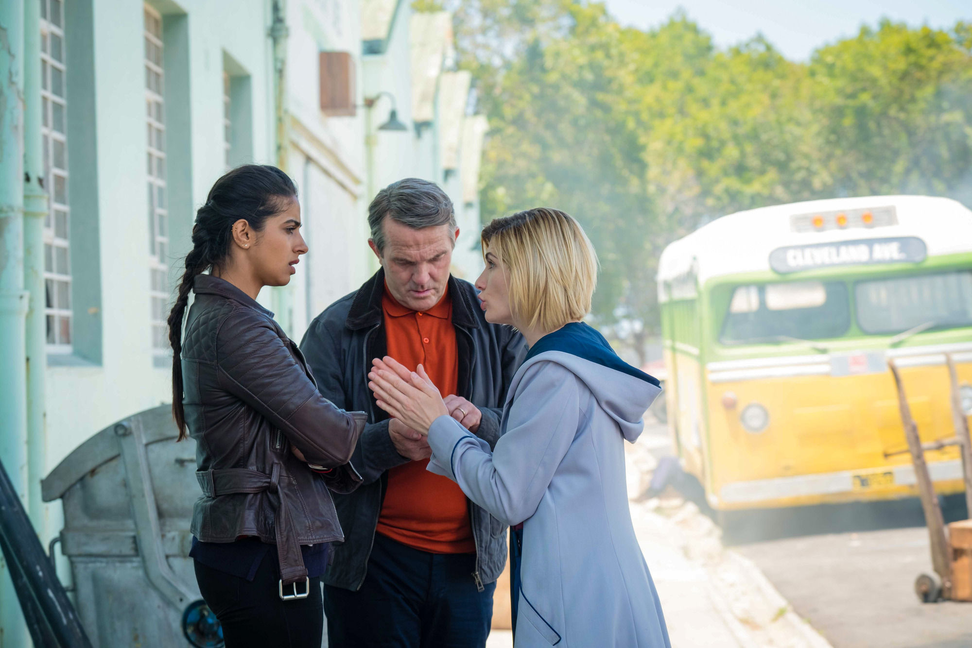 Doctor Who star Mandip Gil knows about you Doctor/Yaz shippers and says: 'Who knows where it's gonna go?'