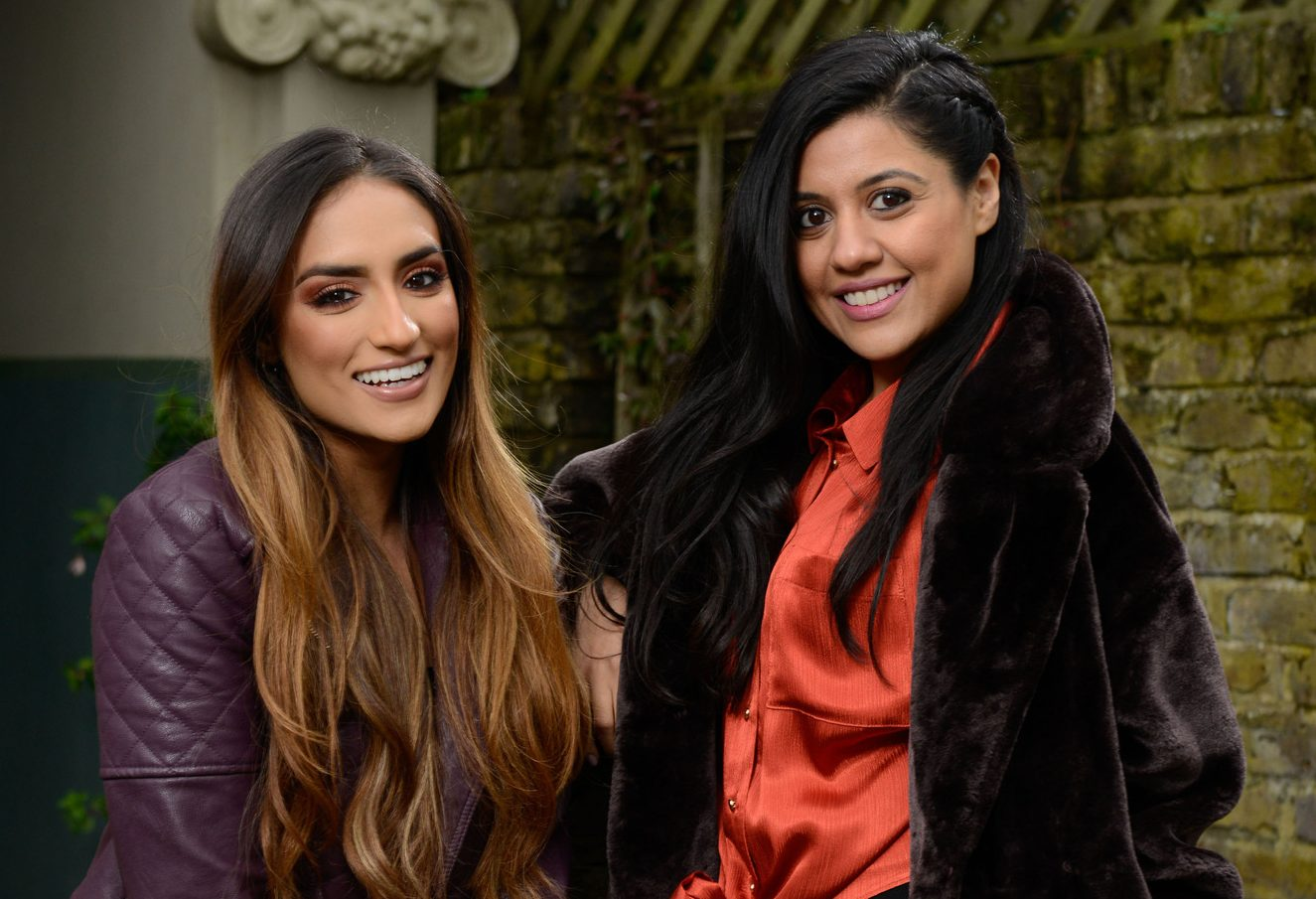 EastEnders spoilers: Iqra and Habiba Ahmed explode into Walford with a big secret