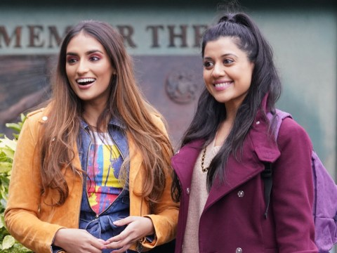 EastEnders spoilers: First look as Iqra and Habiba Ahmed arrive in Walford and cause chaos