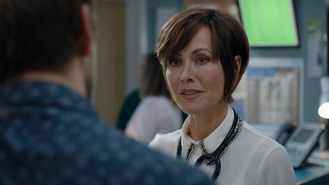 Connie makes a decision in Casualty