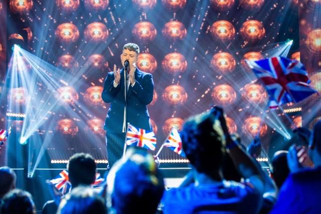 Eurovision 2019 UK singer Michael Rice