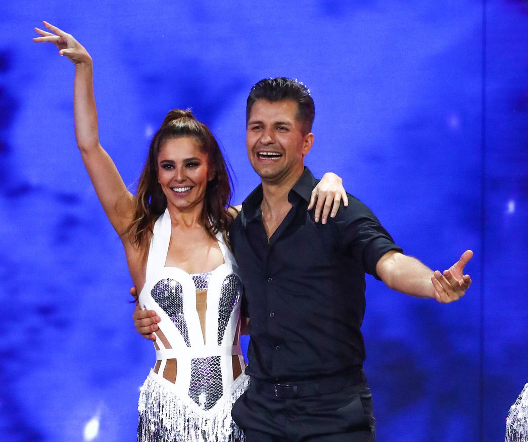 Cheryl and Pasha Kovalev on The Greatest Dancer
