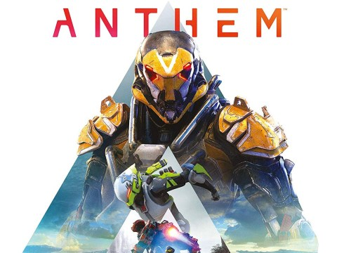 Anthem scores second week at UK number one – Games charts 2 March