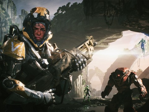 Anthem sold 50% less than Mass Effect: Andromeda in UK sales charts