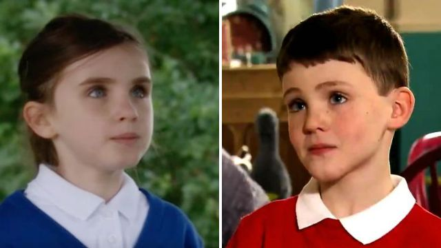 Is Joseph from Coronation Street related to April in Emmerdale?
