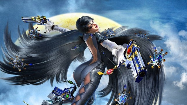 Bayonetta creator teases potential crossover with Mortal