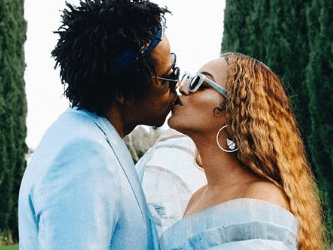 Beyonce and Jay-Z are crowned winners at Grammys 2019 for joint album Everything Is Love
