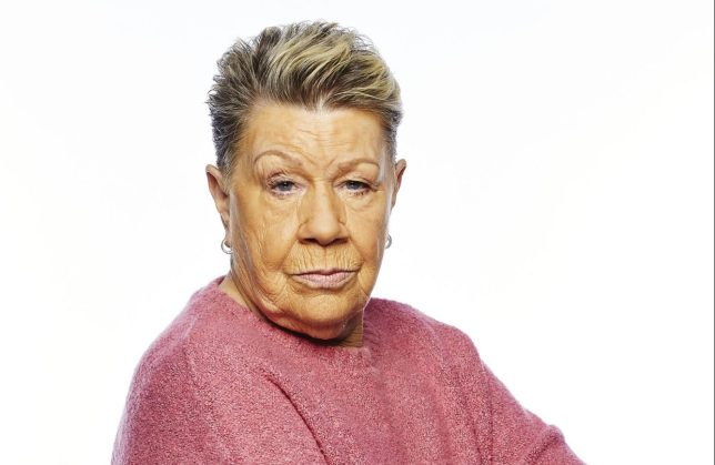 Big Mo is kicked out in EastEnders