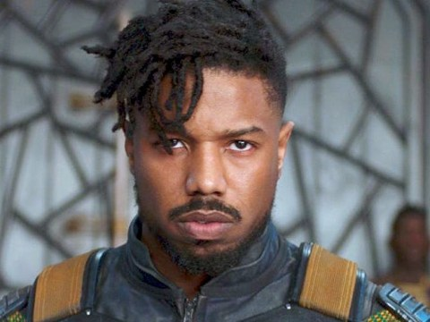 Michael B. Jordan needed therapy after 'spending a lot of time alone' during Black Panther