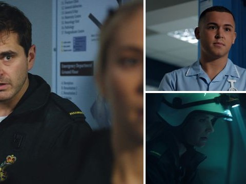7 Casualty spoilers: It's the shift from hell for Iain and Ruby