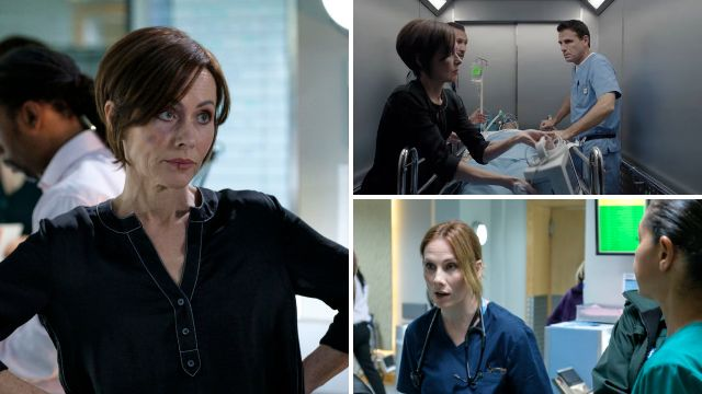Casualty and Holby City crossover spoilers: The computers are down at Holby – and lives hang in the balance