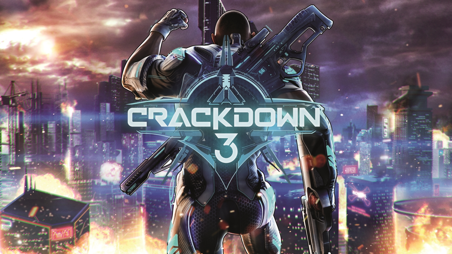 Crackdown 3 review – down and out