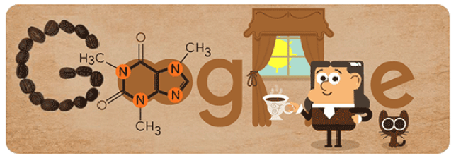 Google Doodle Friedlieb Ferdinand Runge