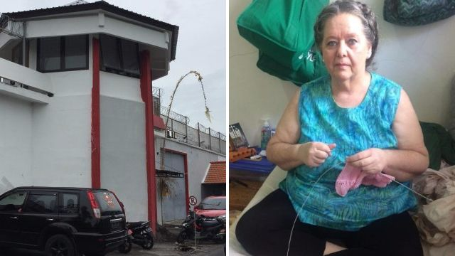 British grandma sentenced to death in Bali 'doesn't fear firing squad'