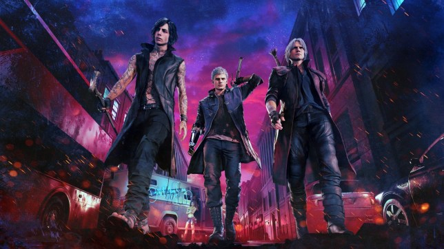 Devil May Cry 5 - the boys are back in town