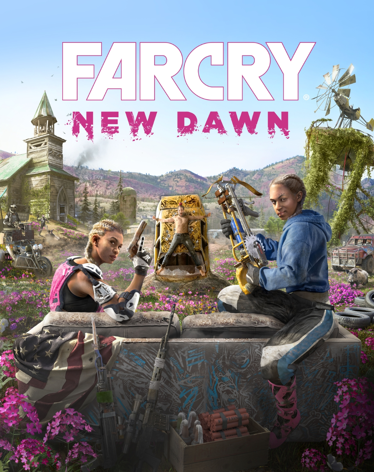 Far Cry: New Dawn review – old world