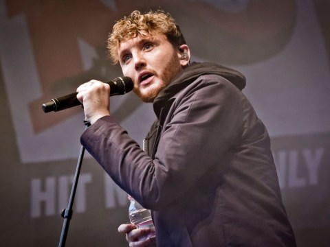 James Arthur 'devastated' as he's forced to cancel Teenage Cancer Trust gig over 'crippling anxiety'