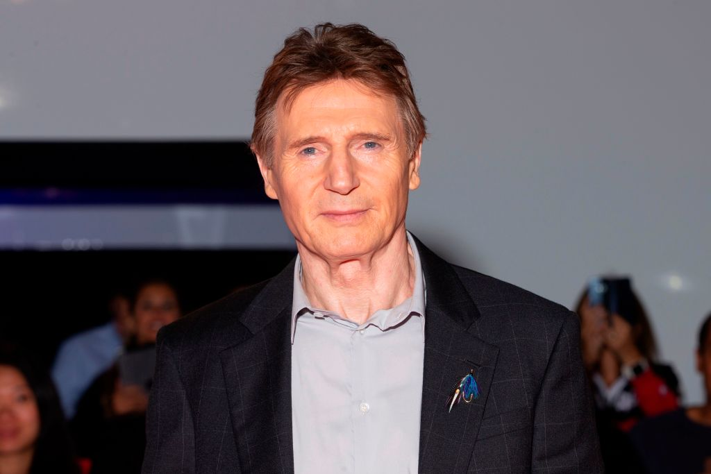 Liam Neeson interviewer on actor's behaviour after 'black b*****d' comment: 'He clearly thought it was a joke'
