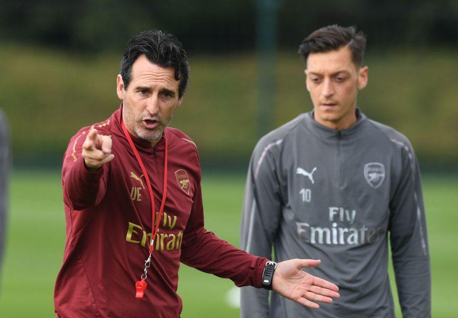 Sokratis reveals why Unai Emery 'needs' Mesut Ozil at Arsenal